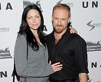 NEW YORK, NY - OCTOBER 04: Laura Prepon and Ben Foster attends the 'UNA' New York VIP screening at Landmark Sunshine Cinema on October 4, 2017 in New York City. <br /> CAP/MPI/JP<br /> &copy;JP/MPI/Capital Pictures