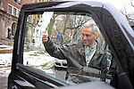 Rahm Emanuel gives a thumbs up gesture as he leaves the opening of his first field office for his campaign for Chicago mayor in the South Side neighborhood of Hyde Park in Chicago, Illinois on December 11, 2010.