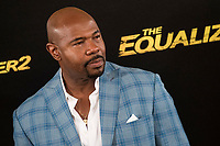 American director Antoine Fuqua attends to presentation of the film 'The Equalizer 2' at Villa Magna Hotel in Madrid, Spain. August 07, 2018. (ALTERPHOTOS/Borja B.Hojas)