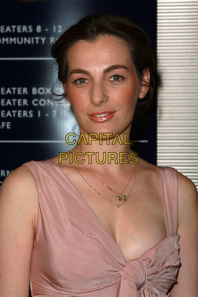 "AYELET ZURER.""Fugitive Pieces"" Los Angeles Premiere at the Landmark Theatre, Los Angeles, California, USA, 14 April 2008 .portrait headshot .CAP/ADM/`CH.©Charles Harris/Admedia/Capital PIctures"