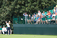 Martin Kaymer (GER) on the 16th tee during the 2nd round at the The Masters , Augusta National, Augusta, Georgia, USA. 12/04/2019.<br /> Picture Fran Caffrey / Golffile.ie<br /> <br /> All photo usage must carry mandatory copyright credit (© Golffile | Fran Caffrey)