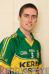 Eanna OConnor member of the Kerry U-21 panel 2012