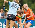 BLOEMENDAAL - , 2e play out wedstrijd tussen Bloemendaal-HGC dames (2-0). COPYRIGHT KOEN SUYK