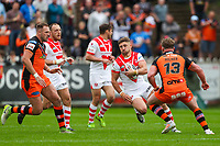 Picture by Alex Whitehead/SWpix.com - 12/05/2018 - Rugby League - Ladbrokes Challenge Cup - Castleford Tigers v St Helens - Mend-A-Hose Jungle, Castleford, England - St Helens' Tommy Makinson.