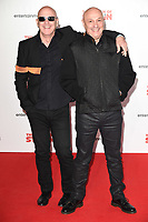 Right Said Fred at the premiere of &quot;The Death of Stalin&quot; at the Curzon Chelsea, London, UK. <br /> 17 October  2017<br /> Picture: Steve Vas/Featureflash/SilverHub 0208 004 5359 sales@silverhubmedia.com