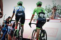 Vuelta stage 14