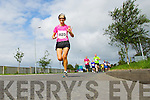 Karen Stakelum pictured at the Rose of Tralee International 10k Race in Tralee on Sunday.