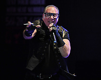 BOCA RATON - FEBRUARY 08: Andrew Dice Clay performs at The Boca Black Box Center for the Arts on February 08, 2018 in Boca Raton, Florida. Credit: mpi04/MediaPunch