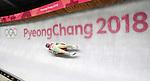 Shiva Keshavan (IND). Mens luge. Pyeongchang2018 winter Olympics. Alpensia sliding centre. Alpensia. Gangneung. Republic of Korea. 11/02/2018. ~ MANDATORY CREDIT Garry Bowden/SIPPA - NO UNAUTHORISED USE - +44 7837 394578