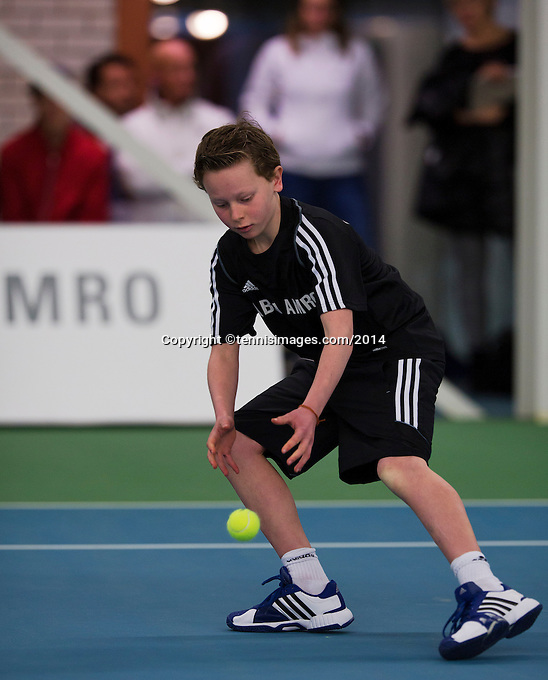 19-01-14,Netherlands, Rotterdam,  TC Victoria, Wildcard Tournament, ,   Final, Ballboy<br />