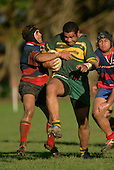 K. Viliamu. Counties Manukau Premier Club Rugby, Pukekohe v Ardmore Marist played at the Colin Lawrie field, on the 27th of May 2006.Ardmore Marist won 22 - 6