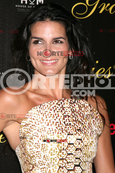 Angie Harmon at the Alliance for Women in Media Foundation's 37th Annual Gracie National Awards at The Beverly Hilton Hotel on May 22, 2012 in Beverly Hills, California. © mpi28/MediaPunch Inc.