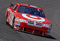 Apr 19, 2007; Avondale, AZ, USA; Nascar Nextel Cup Series driver Reed Sorenson (41) during practice for the Subway Fresh Fit 500 at Phoenix International Raceway. Mandatory Credit: Mark J. Rebilas
