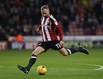 Matt Done of Sheffield United during the English Football League One match at Bramall Lane, Sheffield. Picture date: December 10th, 2016. Pic Jamie Tyerman/Sportimage