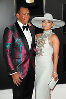 LOS ANGELES - FEB 10:  Alex Rodriguez, Jennifer Lopez at the 61st Grammy Awards at the Staples Center on February 10, 2019 in Los Angeles, CA