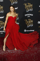 www.acepixs.com<br /> <br /> March 2 2017, LA<br /> <br /> Allison Holker arriving at the premiere of Disney's 'Beauty And The Beast' at the El Capitan Theatre on March 2, 2017 in Los Angeles, California.<br /> <br /> By Line: Famous/ACE Pictures<br /> <br /> <br /> ACE Pictures Inc<br /> Tel: 6467670430<br /> Email: info@acepixs.com<br /> www.acepixs.com