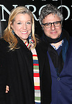 Mary McCann & Neil Pepe attending the Broadway Opening Night Performance of 'Cat On A Hot Tin Roof' at the Richard Rodgers Theatre in New York City on 1/17/2013