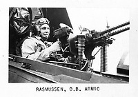 Oliver Rasmussen eluded capture in Japan for 68 days from July 14, 1945 to Sept. 19, 1945 and survived by stealing milk from cows, etc...
