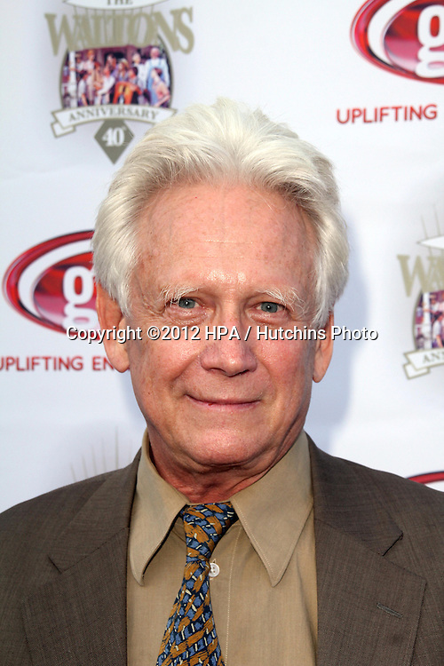 """LOS ANGELES - SEP 29:  Bruce Davison arrives at the 40th Anniversary of """"The Waltons"""" Reunion at Wilshire Ebell Theatre on September 29, 2012 in Los Angeles, CA"""