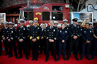 Fire Department Representatives at the premiere for &quot;Only The Brave&quot; at the Regency Village Theatre, Westwood. Los Angeles, USA 08 October  2017<br /> Picture: Paul Smith/Featureflash/SilverHub 0208 004 5359 sales@silverhubmedia.com