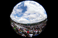 Ambience..Tennis - Grand Slam - The Championships Wimbledon - AELTC - The All England Club - London - Wed July 4th 2012. .© AMN Images, 30, Cleveland Street, London, W1T 4JD.Tel - +44 20 7907 6387.mfrey@advantagemedianet.com.www.amnimages.photoshelter.com.www.advantagemedianet.com.www.tennishead.net