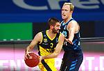 3 Braydon Hobbs EWE Baskets Oldenburg , 43 Luke Sikma Alba Berlin <br /><br /><br />Basketball Finalturnier 2020, nph0001: Halbfinale Spiel 1  <br />22.06.2020<br /><br />FOTO: Mladen Lackovic / LakoPress /Pool / nordphoto<br /><br />Nur für journalistische Zwecke! Only for editorial use! <br />No commercial usage!