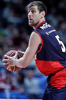 Caja Laboral Baskonia's Andres Nocioni during Liga Endesa ACB match.January 6,2012. (ALTERPHOTOS/Acero) /NortePhoto