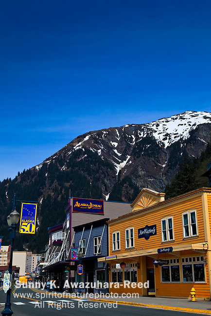 Downtown, Juneau, Alaska