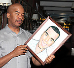 David Alan Grier.attending the celebration for Norm Lewis receiving a Caricature on Sardi's Hall of Fame in New York City on 5/30/2012
