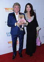 04 December 2016 - Beverly Hills, California. Ken Todd, Lisa Vanderpump.   TrevorLIVE Los Angeles 2016 Fundraiser held at Beverly Hilton Hotel. Photo Credit: Birdie Thompson/AdMedia