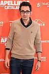 "Spanish actor Berto Romero during the presentation of the film ""Ocho Apellidos Catalanes"" in Madrid, November 17, 2015.<br /> (ALTERPHOTOS/BorjaB.Hojas)"