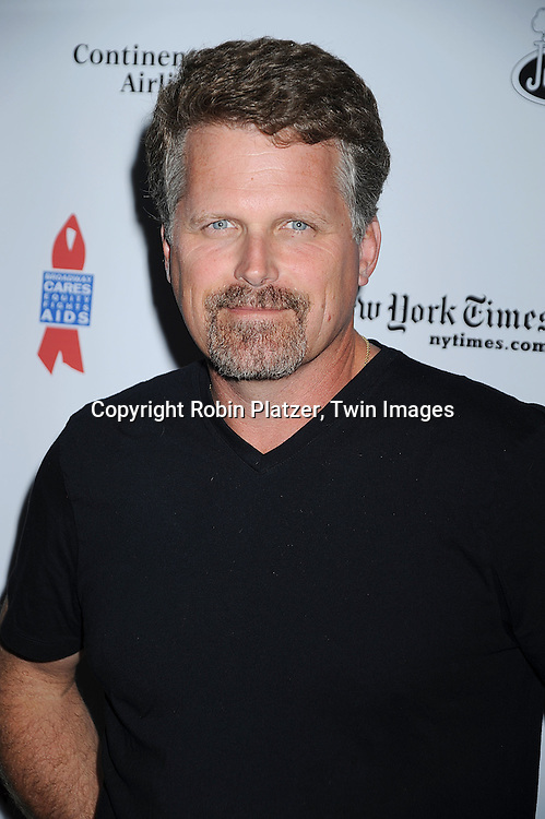 Robert Newman of Guiding Light..at The Broadway Cares/Equity Fights Aids 22nd Annual Broadway Flea Market on September 21, 2008 in Shubert Alley in New York City. ....Robin Platzer, Twin Images