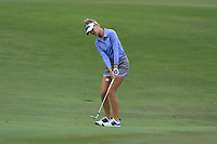 Jessica Korda (USA) in action on the 11th during Round 1 of the HSBC Womens Champions 2018 at Sentosa Golf Club on the Thursday 1st March 2018.<br /> Picture:  Thos Caffrey / www.golffile.ie<br /> <br /> All photo usage must carry mandatory copyright credit (&copy; Golffile | Thos Caffrey)