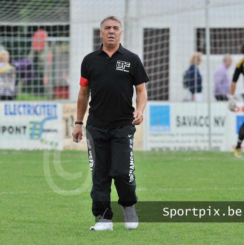 Winkel Sport : Daniel Lavens.foto VDB / BART VANDENBROUCKE