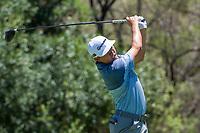 David Lipsky (USA) during the 2nd round at the Nedbank Golf Challenge hosted by Gary Player,  Gary Player country Club, Sun City, Rustenburg, South Africa. 15/11/2019 <br /> Picture: Golffile | Tyrone Winfield<br /> <br /> <br /> All photo usage must carry mandatory copyright credit (© Golffile | Tyrone Winfield)