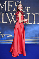 "Guest<br /> arriving for the ""Fantastic Beasts: The Crimes of Grindelwald"" premiere, Leicester Square, London<br /> <br /> ©Ash Knotek  D3459  13/11/2018"