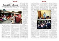 German magazine DER SPIEGEL on Romanian Gypsies repatriated from France.<br /> August 30, 2010<br /> Photographer: Bogdan Croitoru