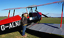"13/03/16 <br /> <br /> Kristen Dodds in Tiger Moth.<br /> <br /> <br /> .National Apprenticeship Week: Could this be the best apprenticeship in the UK?<br /> <br /> Full story here:<br /> http://www.fstoppress.com/articles/apprentice_pilot/<br /> <br /> .FOR as long as he can remember Kristen Dodds has dreamed of becoming a pilot and now, thanks to ""the best apprenticeship ever"", he is well on the way to making his dream come true.<br /> <br /> But it's an apprenticeship with a difference, as he is learning the trade in a 70-year-old Tiger Moth biplane.<br /> <br /> And, at the end of his three-year apprenticeship, Kristen will be a fully qualified commercial pilot.<br /> <br /> What's more, the 20-year-old bagged himself the unique opportunity purely by chance.<br /> <br /> (National Apprenticeship Week runs from Monday, March 14 until Friday, 18.)<br /> All Rights Reserved: F Stop Press Ltd. +44(0)1335 418365   +44 (0)7765 242650 www.fstoppress.com"