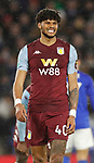 Tyrone Mings of Aston Villa during the Carabao Cup match at the King Power Stadium, Leicester. Picture date: 8th January 2020. Picture credit should read: Darren Staples/Sportimage
