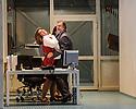 English National Opera presents LADY MACBETH OF MTSENSK, at the London Coliseum. Directed by Dmitri Tcherniakov. Picture shows: Robert Hayward (Boris Timofeyevich Ismailov).