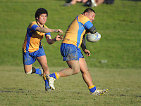 130625 College Rugby - Rongotai v St Pats Town
