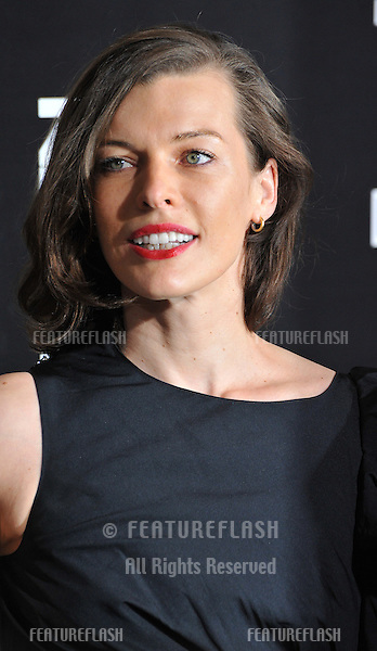 """Milla Jovovich at the premiere of """"Zero Dark Thirty"""" at the Dolby Theatre, Hollywood..December 10, 2012  Los Angeles, CA.Picture: Paul Smith / Featureflash"""