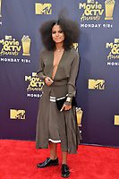 Zazie Beetz at the 2018 MTV Movie &amp; TV Awards at the Barker Hanger, Santa Monica, USA 16 June 2018<br /> Picture: Paul Smith/Featureflash/SilverHub 0208 004 5359 sales@silverhubmedia.com