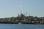 Istanbul, turkey, is the connection between east and west, divided by the bosporus