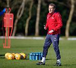 8.3.2018: Rangers training:<br /> Jonatan Johansson