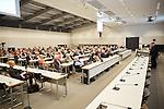 9.11.2016 BERLIN. Fachgespräch Staat, Kirchen, Religionen: Religiöse Vielfalt in Deutschland – Bereicherung oder Herausforderung?<br /><br />Podium (v.l.): Prof. Dr. Bekim Agai, Düzen Tekkal, Prof. Dr. Christoph Markschies, Ahmad Mansour, Cemile Giousouf MdB, Daniel Botmann, Prälat Dr. Karl Jüsten, Prof. Dr. Christian Hillgruber, Dr. Franz Josef Jung MdB