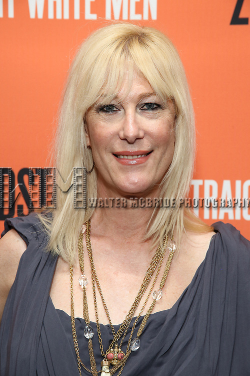 Justin Vivian Bond attends the Opening Night Performance of 'Straight White Men' at the Hayes Theatre on July 23, 2018 in New York City.