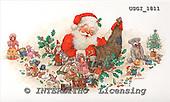 GIORDANO, CHRISTMAS SANTA, SNOWMAN, WEIHNACHTSMÄNNER, SCHNEEMÄNNER, PAPÁ NOEL, MUÑECOS DE NIEVE, paintings+++++,USGI1811,#X# stickers