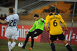 Tianjin Teda vs Central Coast Mariners during the 2012 AFC Champions League Group G match on March 07, 2012 at the TEDA Football Stadium in Tianjin, China. Photo by World Sport Group