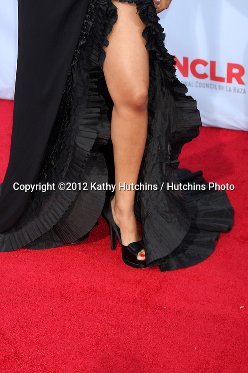 LOS ANGELES - SEP 16:  Kat DeLuna arrives at the 2012 ALMA Awards at Pasadena Civic Auditorium on September 16, 2012 in Pasadena, CA